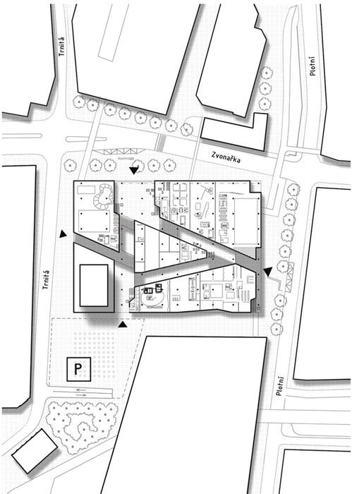 Budoucí využití AN Zvonařka, Brno - Jan Vrbka