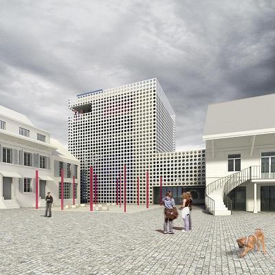 The b ro architekti brno urbanismus urbanism for Buro lausanne