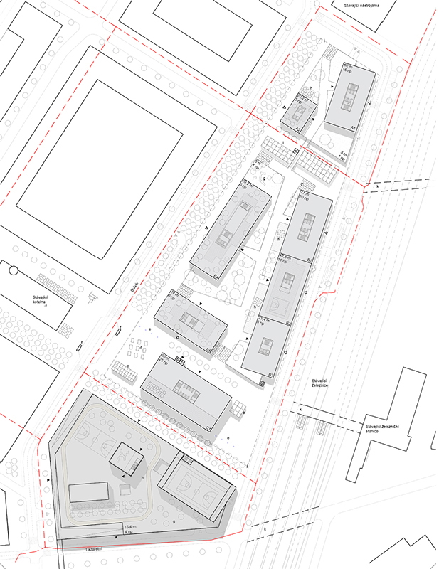 Z303 Urbanismus zony